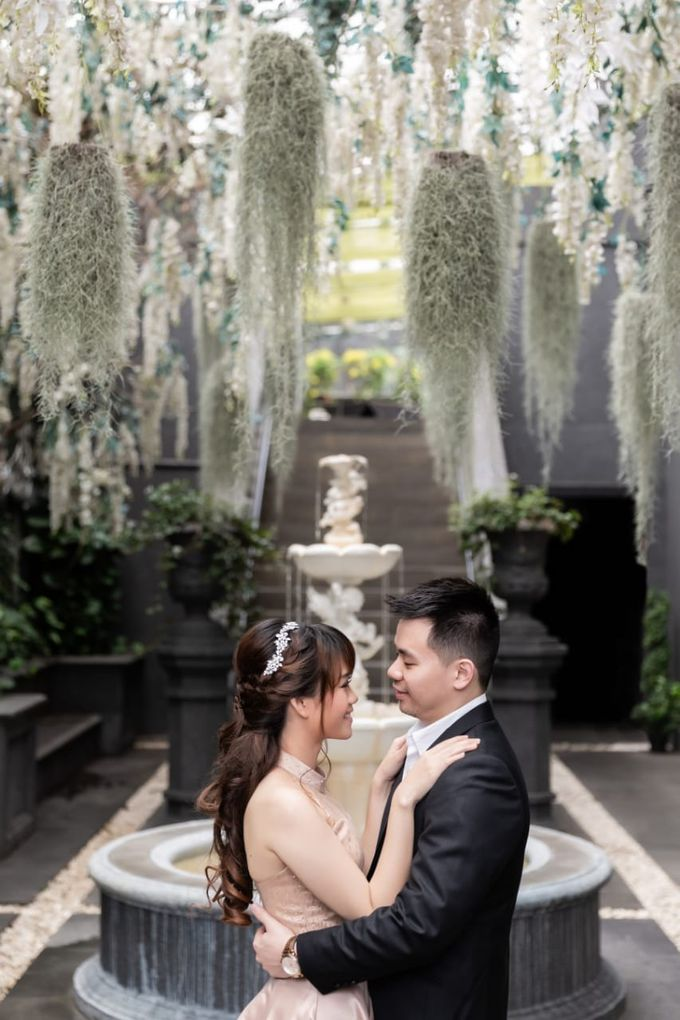 The Wedding of Anthony & Lingga by GH Universal Hotel - 006