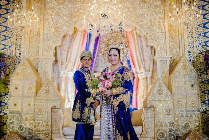 Dina & Adit by ProjectDEA Wedding Planner - 002