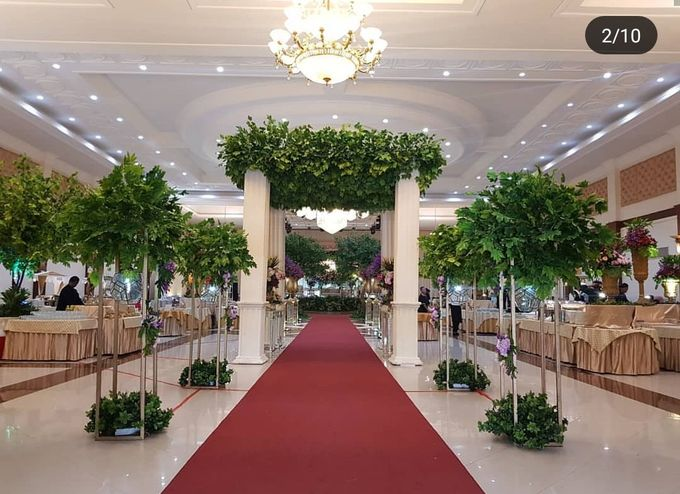 Wedding Reception by PUSPA CATERING - 008