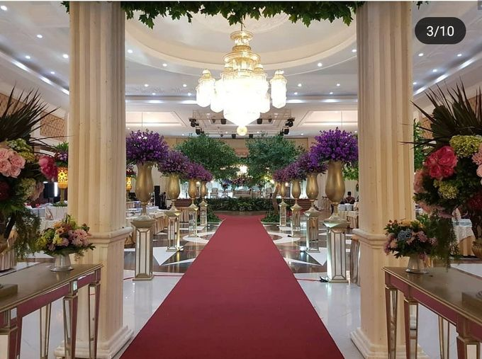Wedding Reception by PUSPA CATERING - 007