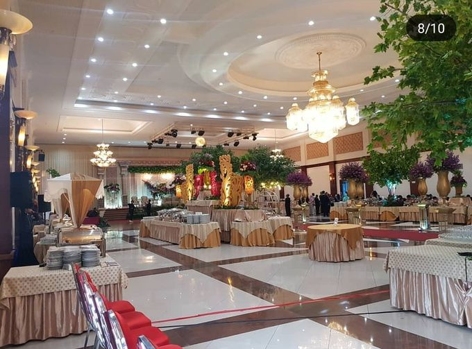 Wedding Reception by PUSPA CATERING - 003