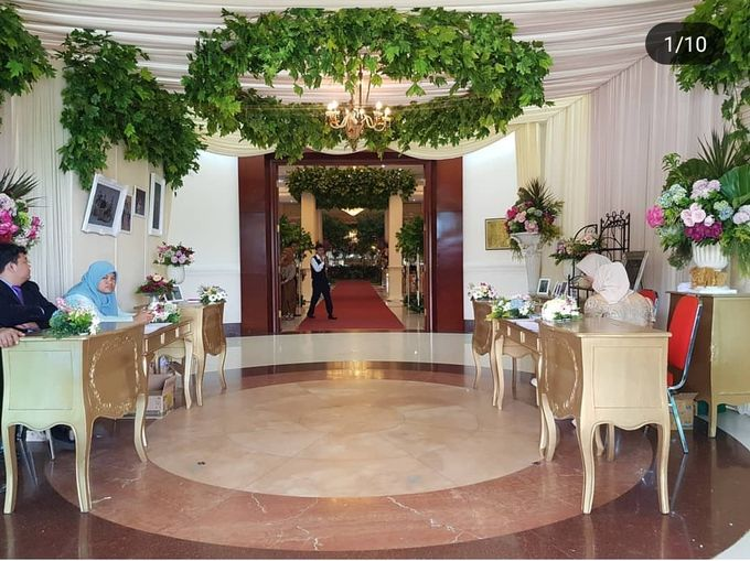 Wedding Reception by PUSPA CATERING - 002