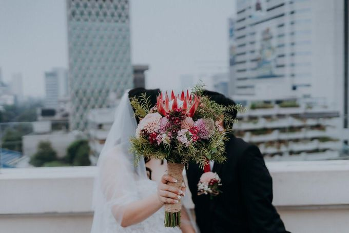 Dony Christian - Tania Grace Wedding by ARLO Tailor - 003