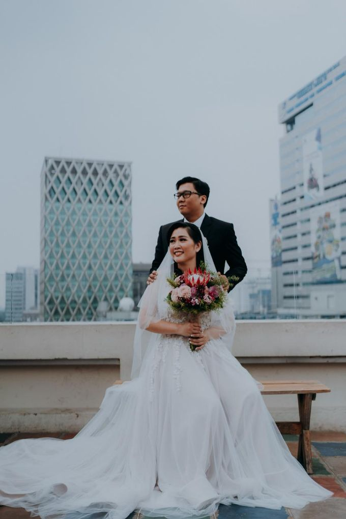 Dony Christian - Tania Grace Wedding by ARLO Tailor - 005