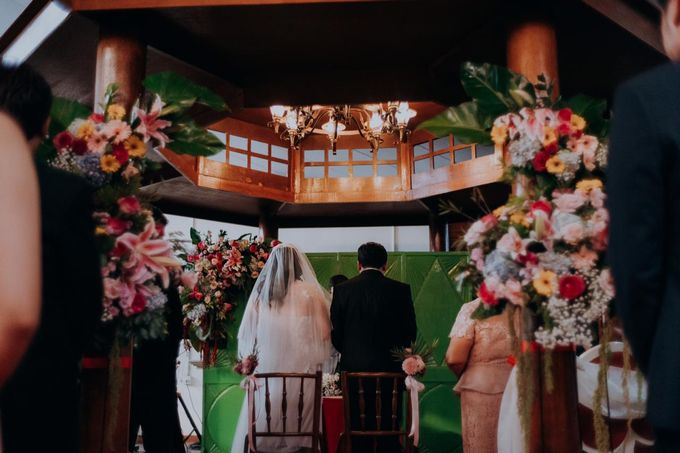Dony Christian - Tania Grace Wedding by ARLO Tailor - 006