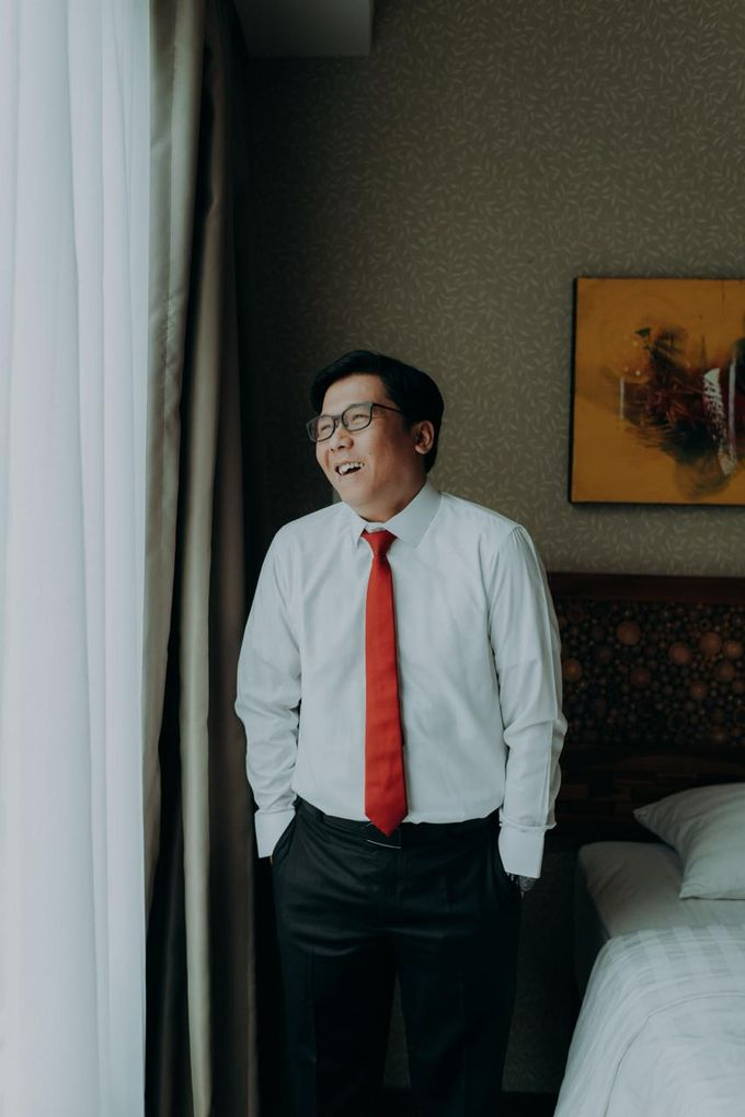 Dony Christian - Tania Grace Wedding by ARLO Tailor - 008
