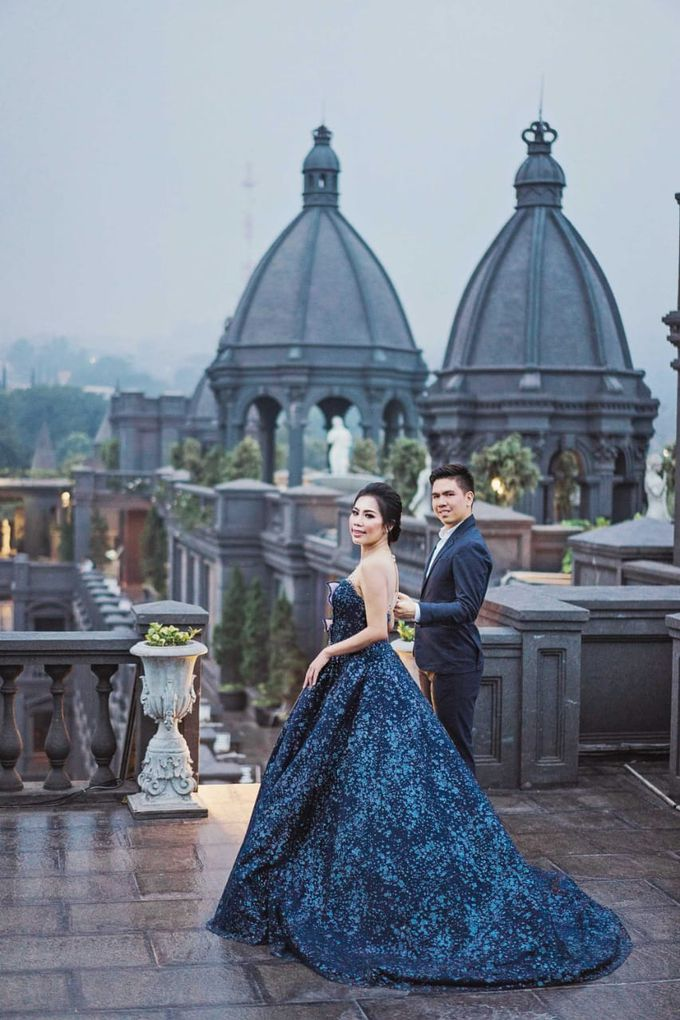 The Wedding of Erik & Chalsiavera by GH Universal Hotel - 001