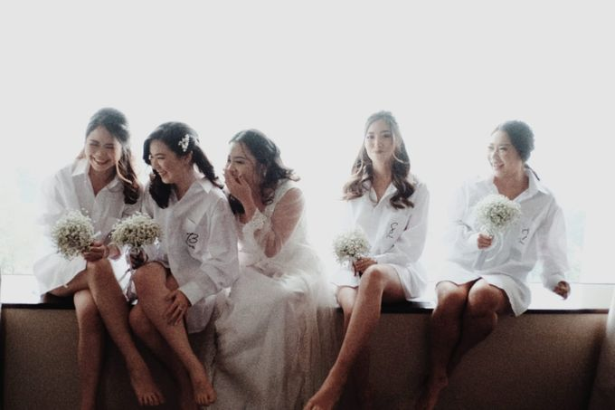 Kevin & Paulina by One Heart Wedding - 010