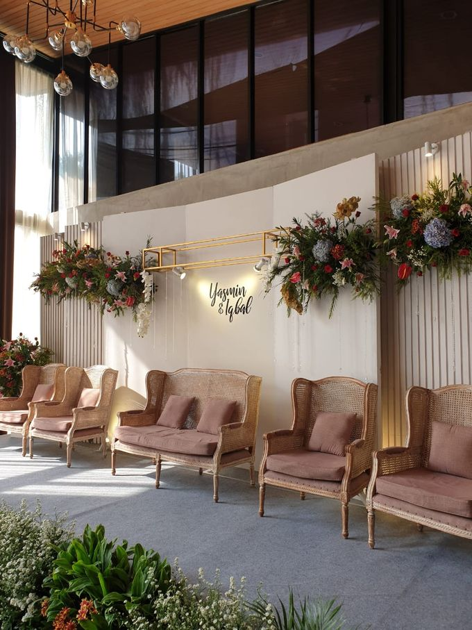 The Wedding Iqbal & Yasmin by AVIARY Bintaro - 002