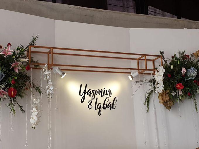 The Wedding Iqbal & Yasmin by AVIARY Bintaro - 007