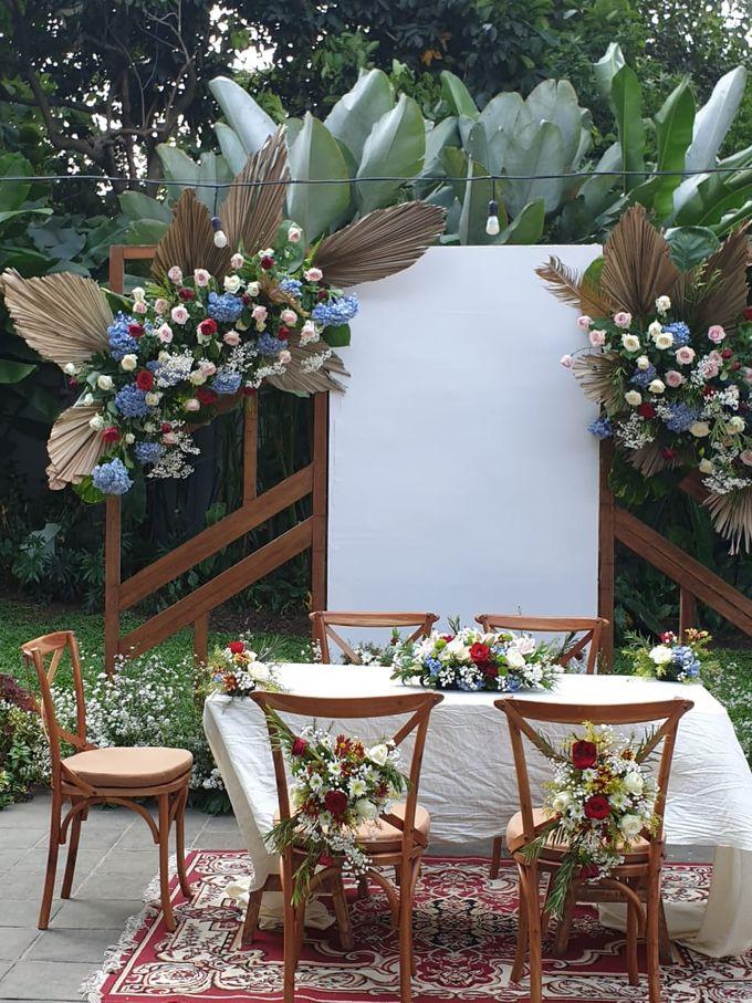 The Wedding Iqbal & Yasmin by AVIARY Bintaro - 012
