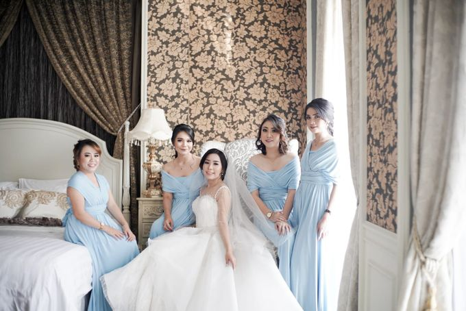 The Wedding of Erik & Chalsiavera by GH Universal Hotel - 011