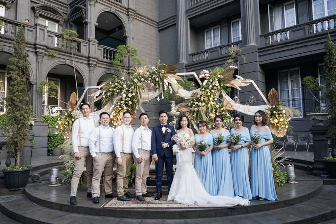 The Wedding of Erik & Chalsiavera by GH Universal Hotel - 010