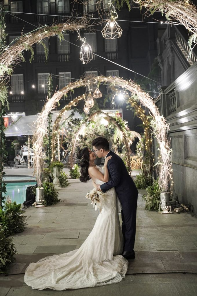 The Wedding of Erik & Chalsiavera by GH Universal Hotel - 004