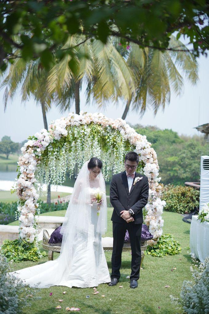 The Wedding of Putra & Marlene by Kayika Wedding Organizer - 007