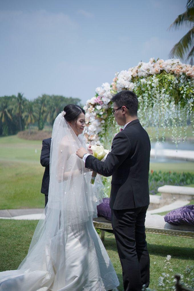 The Wedding of Putra & Marlene by Kayika Wedding Organizer - 008