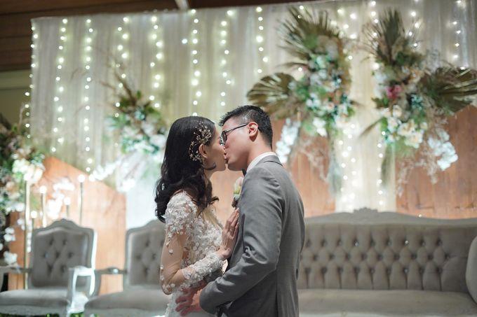 The Wedding of Putra & Marlene by Kayika Wedding Organizer - 009