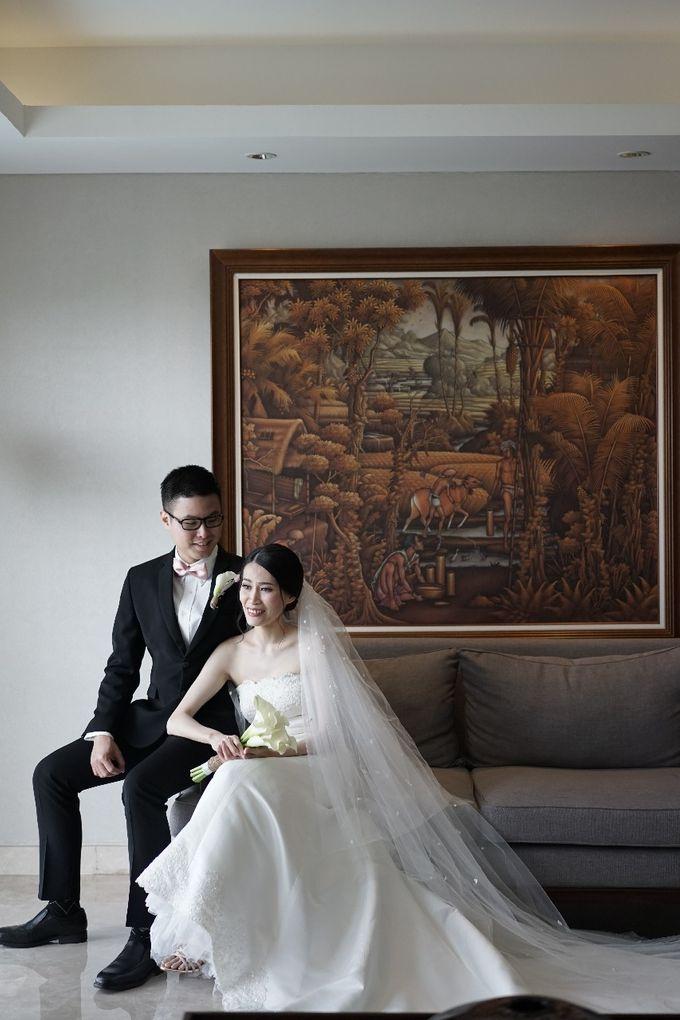 The Wedding of Putra & Marlene by Kayika Wedding Organizer - 010