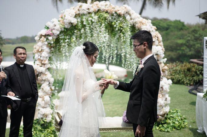 The Wedding of Putra & Marlene by Kayika Wedding Organizer - 011
