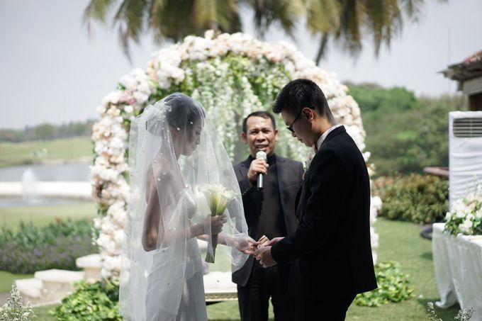 The Wedding of Putra & Marlene by Kayika Wedding Organizer - 012