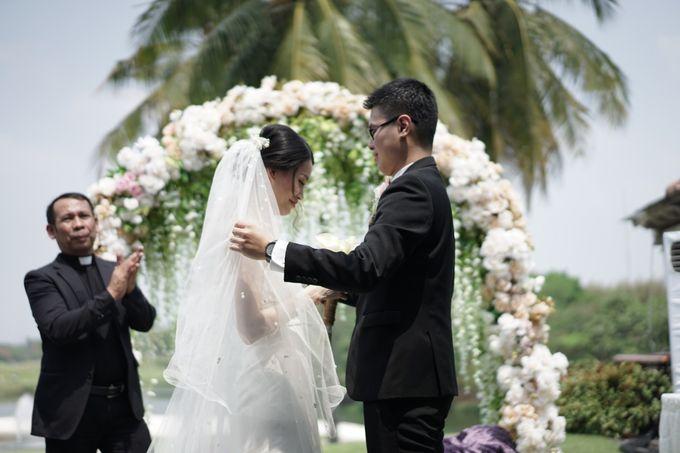 The Wedding of Putra & Marlene by Kayika Wedding Organizer - 013