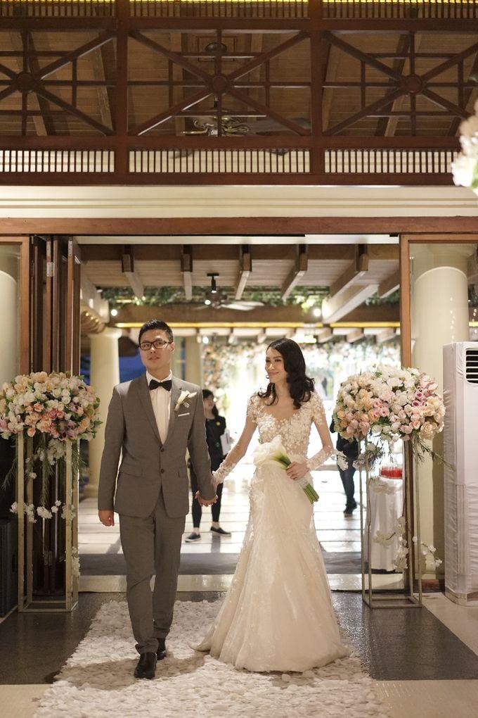 The Wedding of Putra & Marlene by Kayika Wedding Organizer - 014