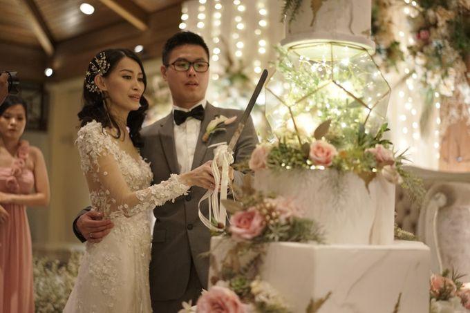 The Wedding of Putra & Marlene by Kayika Wedding Organizer - 015