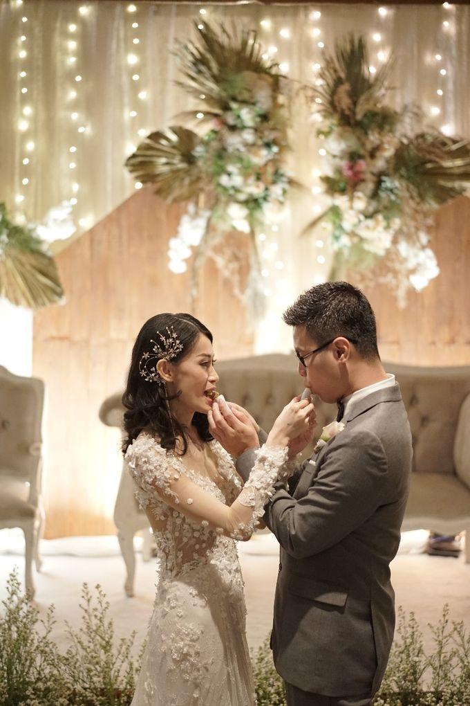 The Wedding of Putra & Marlene by Kayika Wedding Organizer - 016