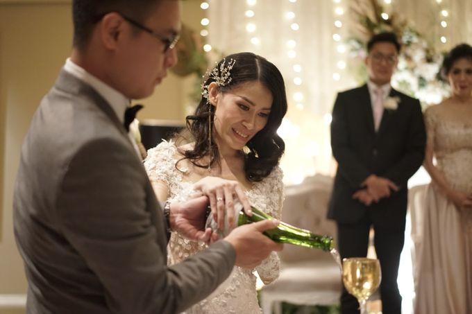 The Wedding of Putra & Marlene by Kayika Wedding Organizer - 018
