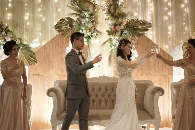 The Wedding of Putra & Marlene by Kayika Wedding Organizer - 019