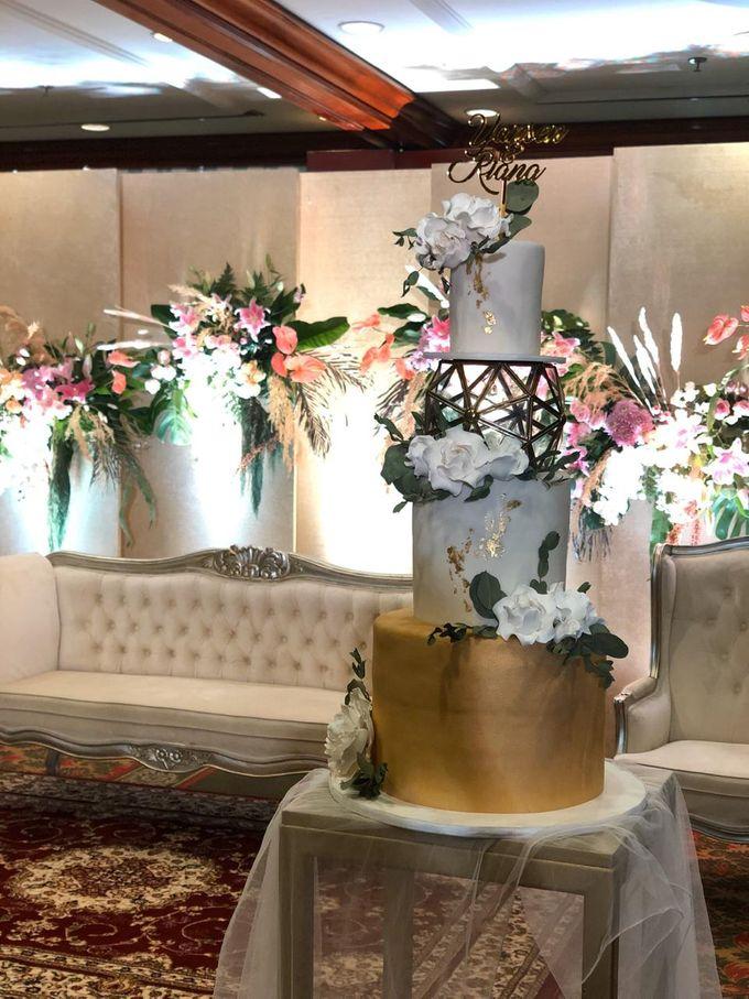 The Wedding of Yansen & Riana by MERCANTILE PENTHOUSE WEDDING - 012
