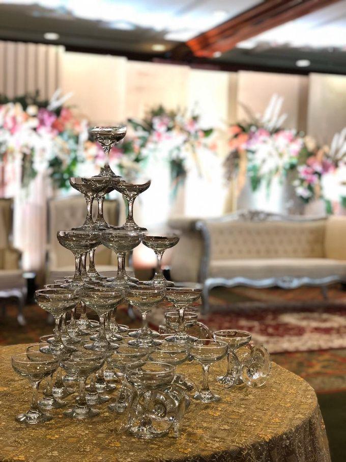 The Wedding of Yansen & Riana by MERCANTILE PENTHOUSE WEDDING - 013
