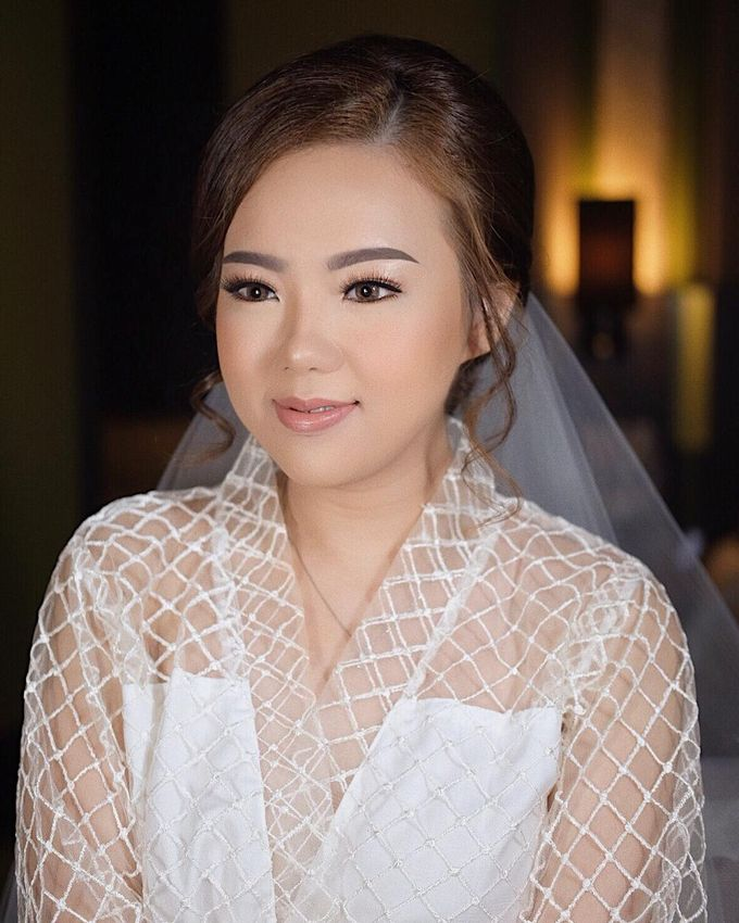 The Wedding by Shelvy Koe by VA Make Up Artist - 021