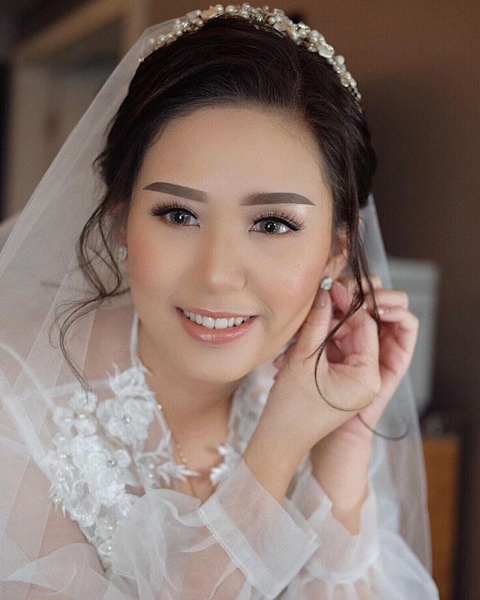 The Wedding by Shelvy Koe by VA Make Up Artist - 022