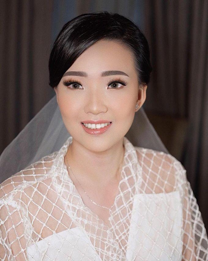 The Wedding by Shelvy Koe by VA Make Up Artist - 035