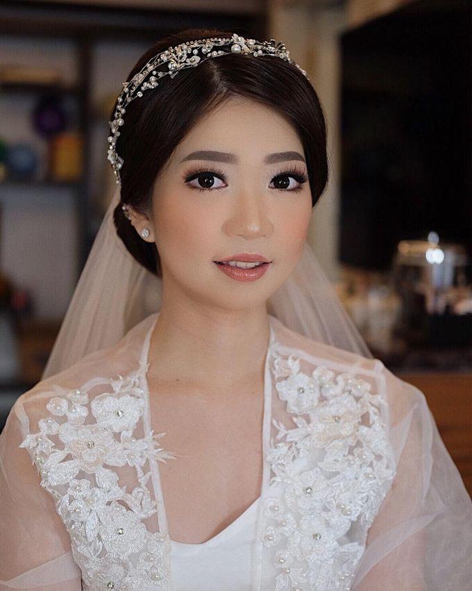 The Wedding by Shelvy Koe by VA Make Up Artist - 036