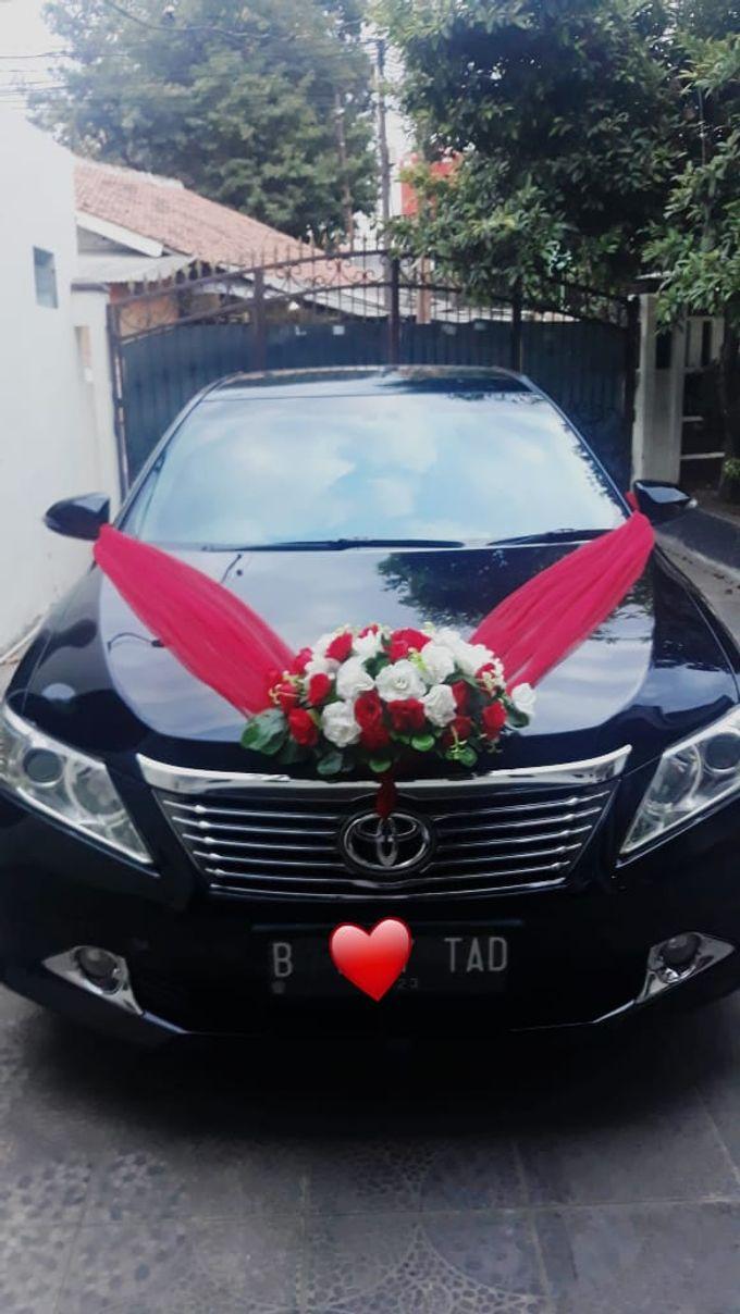Sewa Mobil Pengantin Wedding Car Camry 2013 Type V Mewah By