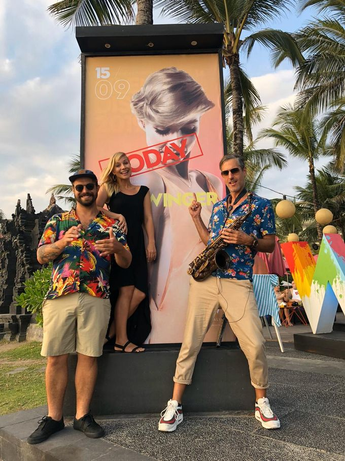 Rumswinger at W Hotel Seminyak-Bali by Eva Scolaro Entertainment The Agency - 001