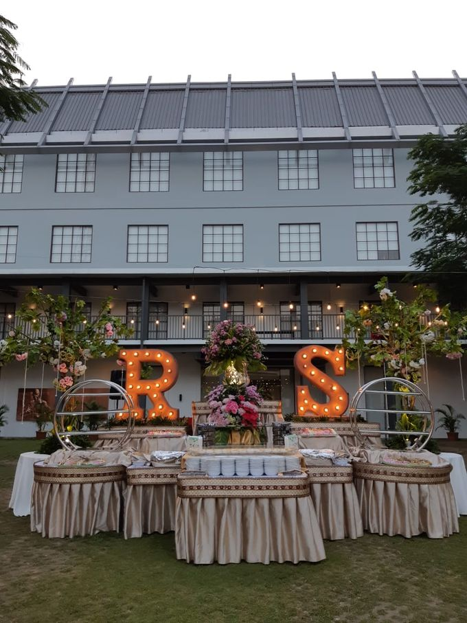 Wedding Reception by PUSPA CATERING - 001