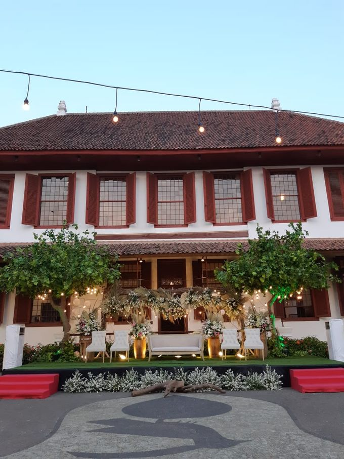 Wedding Reception by PUSPA CATERING - 004