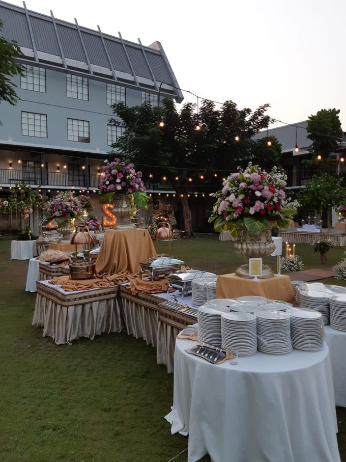 Wedding Reception by PUSPA CATERING - 006