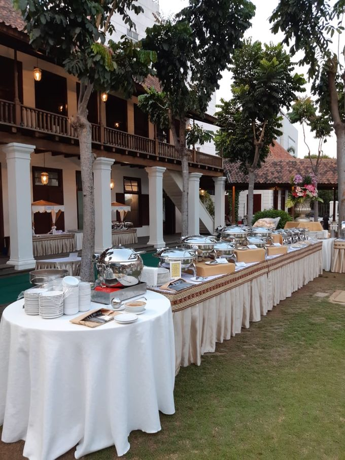 Wedding Reception by PUSPA CATERING - 005