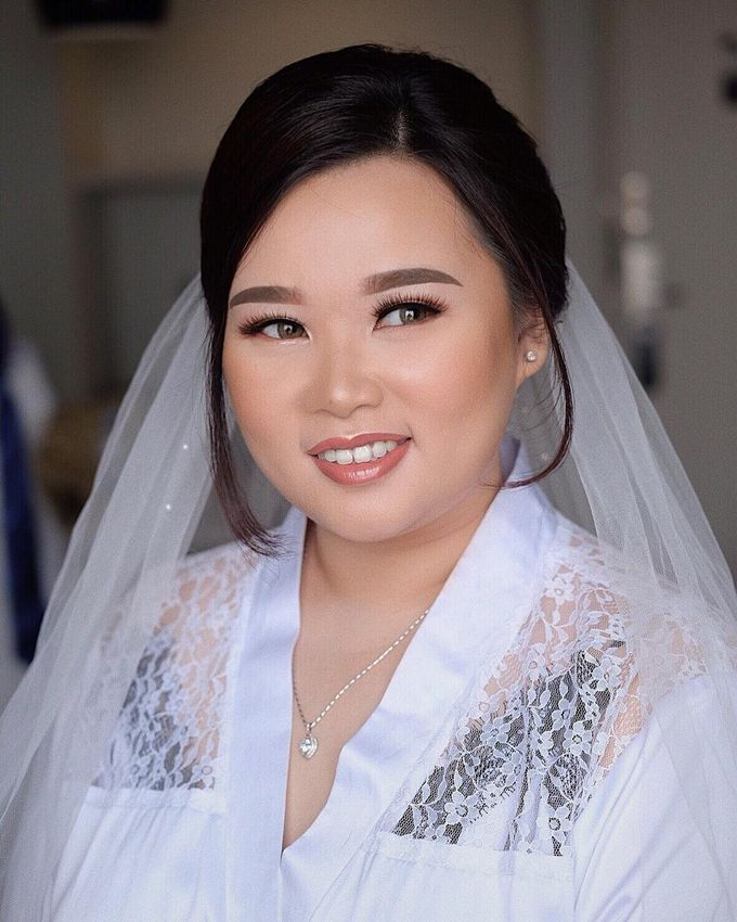 The Wedding by Shelvy Koe by VA Make Up Artist - 040