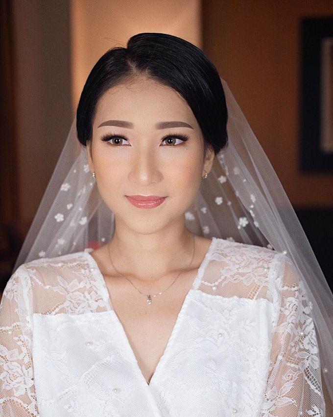The Wedding by Shelvy Koe by VA Make Up Artist - 041