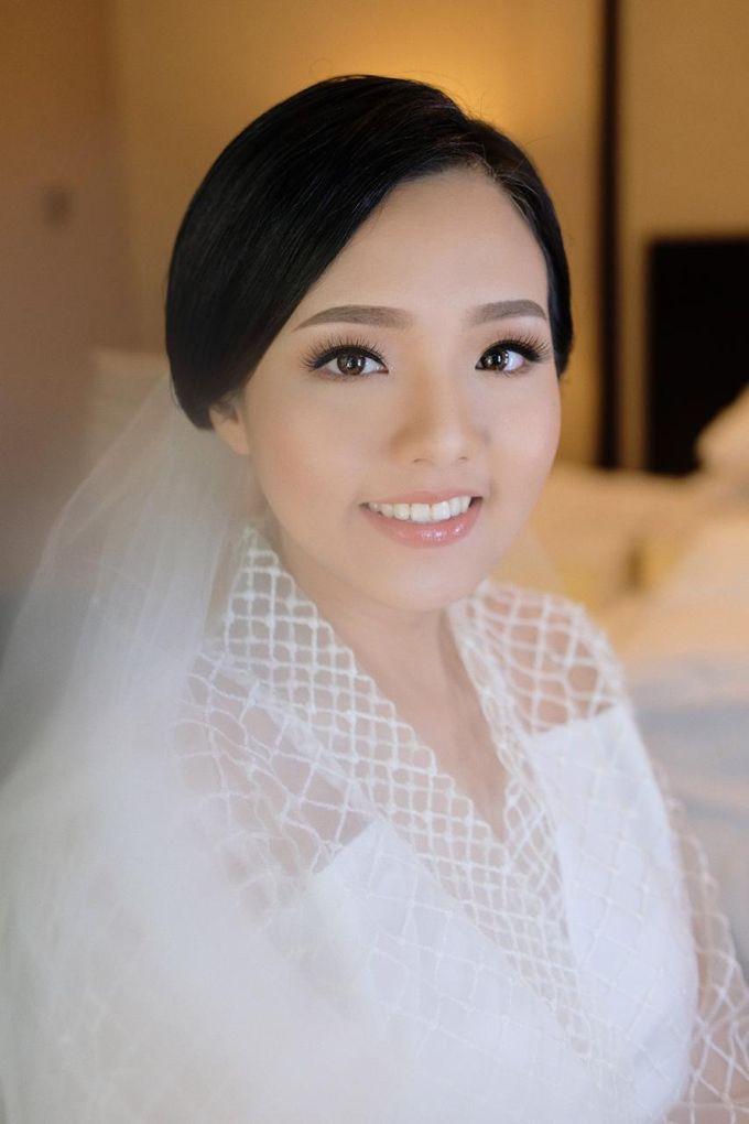 The Wedding by Brigita Indriani by VA Make Up Artist - 028