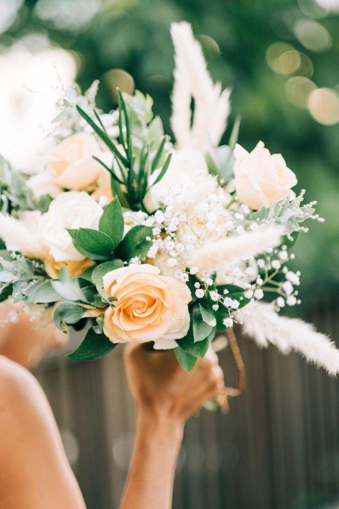 Yannick and Anna Wedding by Element by Westin Bali Ubud - 001
