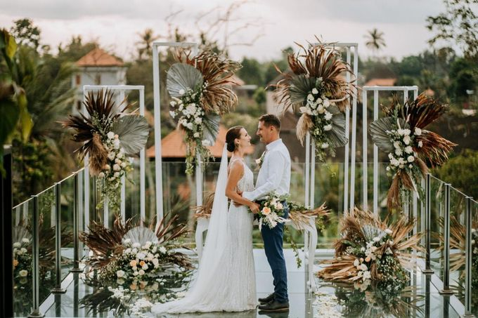 Yannick and Anna Wedding by Element by Westin Bali Ubud - 003