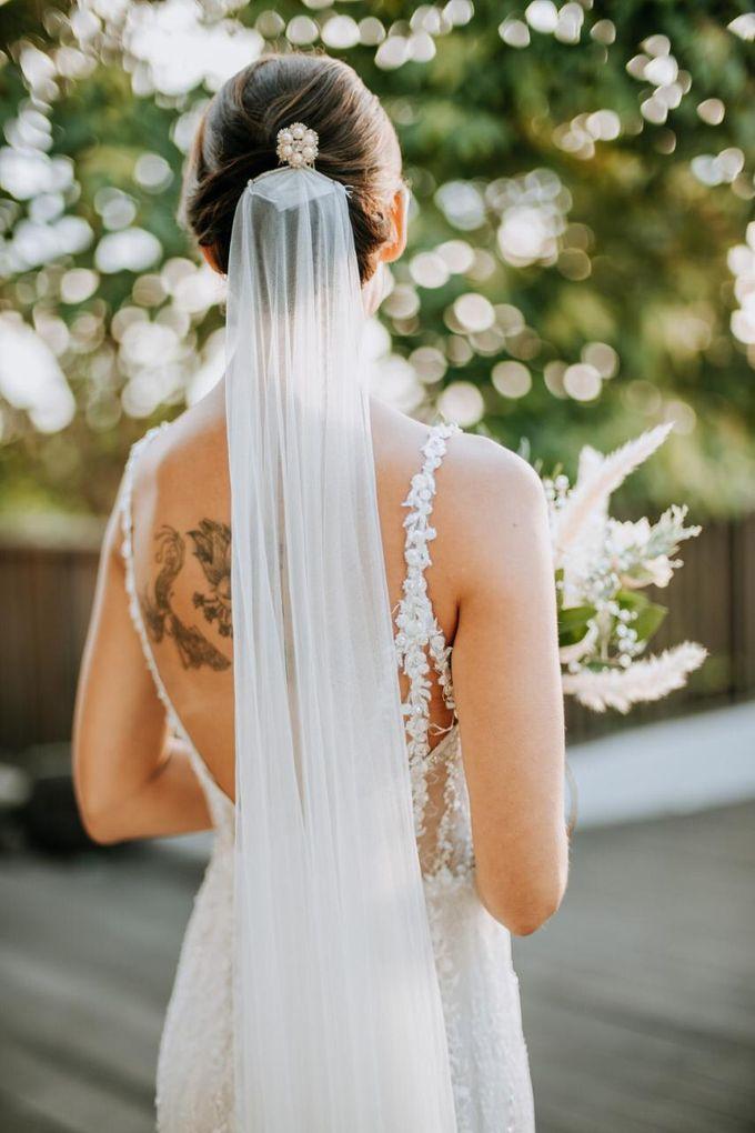 Yannick and Anna Wedding by Element by Westin Bali Ubud - 004