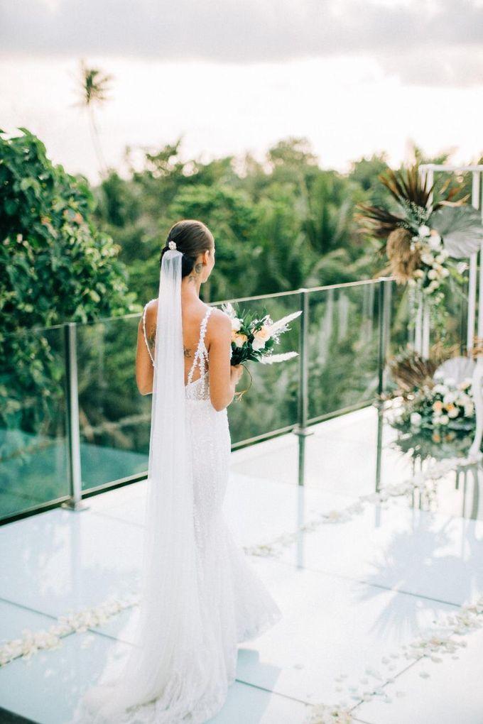 Yannick and Anna Wedding by Element by Westin Bali Ubud - 006
