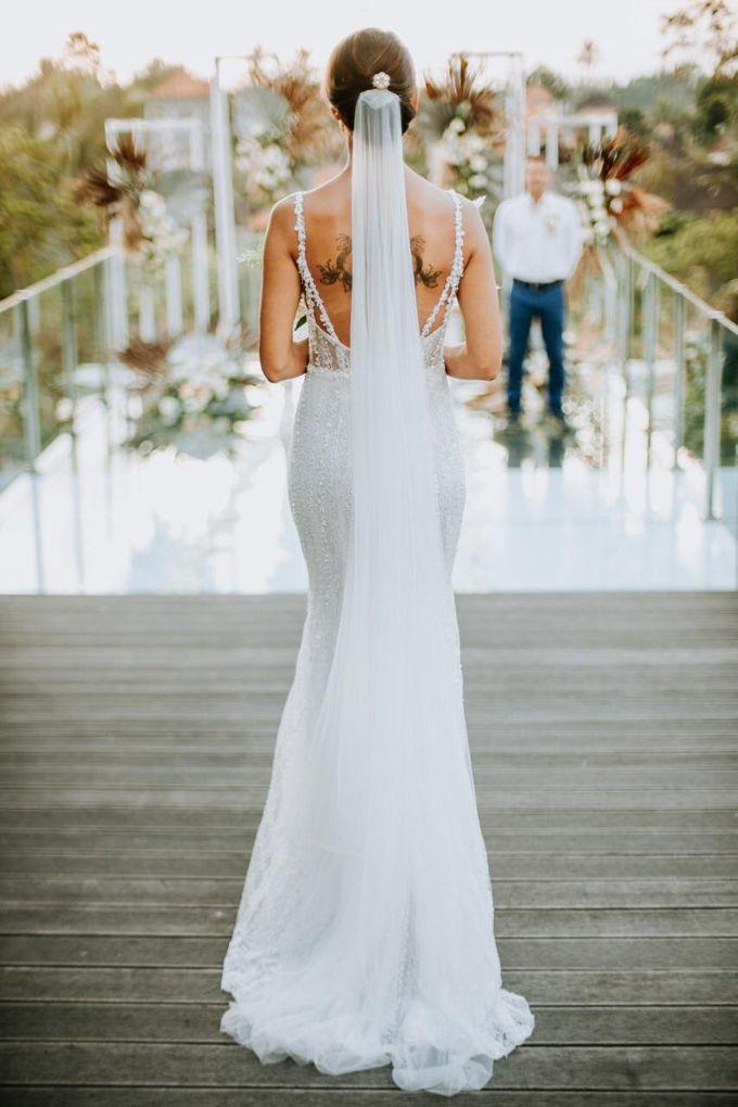 Yannick and Anna Wedding by Element by Westin Bali Ubud - 007